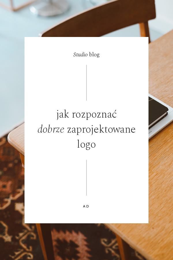 Jak rozpoznać dobrze zaprojektowane logo?