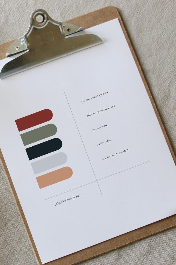 Paleta kolorów marki – jak ją stworzyć.